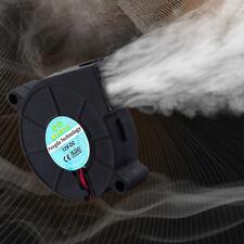TEVO DC 12V 5015 Radial Turbo Blower Cooling Fan 35000 hours Life For 3D Printer