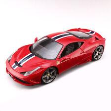 Ferrari 458 Speciale 2014Red  1/18  160020 BBURAGO