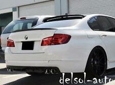 BMW F10 5 Series 528 i 528i 535i 550i Performance M5 AC Roof+Trunk Spoiler combo