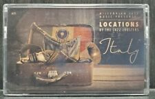 The Jazz Jousters - Locations: Italy Millenium Jazz CASSETTE TAPE VG++ HIP-HOP