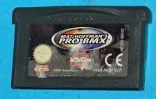 Mat Hoffman's Pro BMX - Game Boy Advance GBA Nintendo - PAL