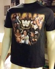 Vintage ~ WWE T-Shirt / w/ Hod Rod and A. J. Slaughter (Size M) - New