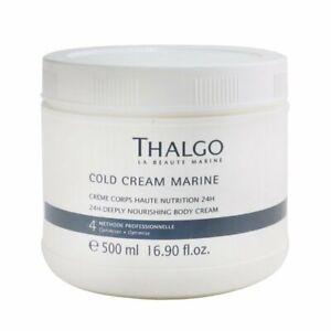 Thalgo Cold Cream Marine 24H Deeply Nourishing Body Cream (Salon Size) 500ml
