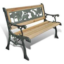 Terrassenmöbel holzbank  Gartenbänke | eBay