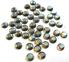 288 Strass Termoadesivi 8 facce  Cristallo Ceco ss20/4.8mm - BL. DIAMOND AB