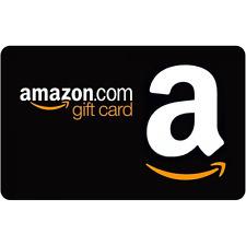 $250 Amazon Gift Card FREE Shipping