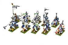 BRETONNIA 10 Knight of the Realm #6 PRO PAINTED Fantasy METAL CLASSIC knights