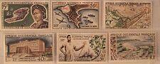 1958-Colonie Francesi-Africa occidentale-Centenario di Dakar-MNH**