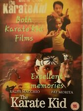 The Karate Kid/The Karate Kid Part 2/The Karate Kid Part 3 (DVD, 2012, 4-Disc S…
