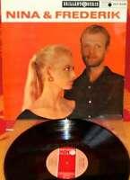 Nina & Frederik Nina & Frederik LP Mono Vinyl Schallplatte 170257