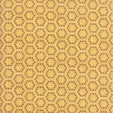 Bee Inspired Honey Yellow 19798 11 Moda Fabrics dots honeycomb