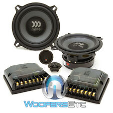 "MOREL TEMPO ULTRA 502 5.25"" 100W RMS 2-WAY COMPONENT SPEAKERS SYSTEM"