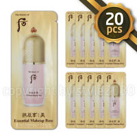 [The history of Whoo] Essential Makeup Base 1ml x 20pcs (20ml)