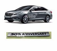 OEM Genuine 86325C1000 30th ANNIVERSARY Emblem 1p For 2011 - 2017 SONATA : i45
