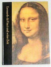 Leonardo da Vinci und seine Zeit (German) Hardcover - U.S. Seller
