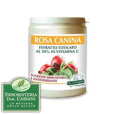 Dr. Giorgini Integratore alimentare Monocomponenti Erbe Rosa Canina Estratto C
