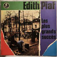 Edith Piaf Les Plus Grands Succès LP Comp Vinyl Schallplatte 176957