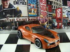 '15 Hot Wheels ALFA ROMEO 8c Competizione LOOSE 1:64 Escala HW Exotics Serie