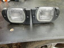 Genuine Nissan NXR pair fog lights spot 1992 to 1995