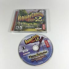 RollerCoaster Tycoon 2: Time Twister Expansion Pack  (PC, 2003)