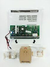 Honeywell Vista 20P Board Only w/ Accessories Ver. 10.23. Newest Version. Ademco