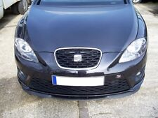 Seat Leon MK2 2 1P Front Bumper Cup Chin Spoiler Lip Splitter Valance Cupra R-
