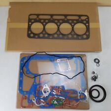 V1702 full GASKET KIT overhaul kit for Kubota engine with Head gasket