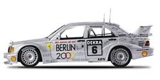 Mercedes Benz 190e Evo2 Amg #6 Berlin 2000 Dtm 1992 K. Rosberg 1:43 Model