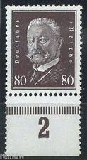 Dt Reich 80 Pfg. Hindenburg 1928** (S3899)
