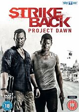 Strike Back Project Dawn Series Season 2 DVD Region 2 New