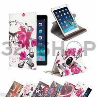 32nd 360 Rotating Stand Book Case for Apple iPad Mini 4 + Screen Protector