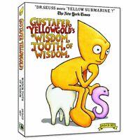 Gustafer Yellowgold's Wisdom Tooth of Wisdom Movie DVD w/ Soundtrack CD