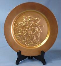 Hamilton Mint Cornerstones of Liberty Battle of Lexington Commemorative Plate