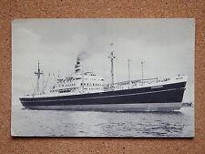 R&L Postcard: Holland-America Line, SS Diemerdyk