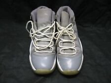 "Air Jordan 11 Retro (GS) 378038-001 ""Cool Gray 2010"" Boy's Shoes Size: 6Y"