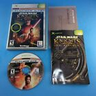 Star Wars: Knights of the Old Republic [Platinum Hits] - Xbox - Complete In Box