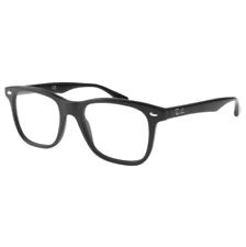 Ray Ban оправа RX очки новые highstreet черной блестящей RX5248 2000 49 19 140