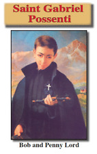 St Gabriel of the Sorrows (Possenti) Pamphlet/Minibook, by Bob and Penny Lord