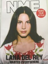 NME MAGAZINE: LANA DEL REY COVER 21ST JULY 2017 (w/LUST FOR LIFE INTERVIEW)