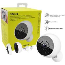 Logitech Circle 2 Wireless Indoor/Outdoor Weatherproof Home Security HD Camera