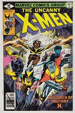 X-Men #126 Vf