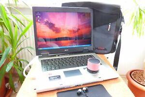 Acer 5020 l 15 Zoll HD l Windows XP l XXL EXTRAS  l 150GB l DVDRW l AMD Turion