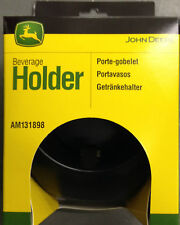 John Deere Cup Holder AM131898 Universal holds cups bottles cans