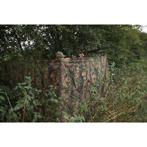 MASSIVE JACK PYKE 10 M CLEARVIEW HIDE NET Camo game hunting camouflage netting