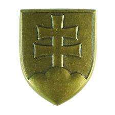 Original Slovakian Army CAP BERET BADGE Genuine Military Surplus Award Insignia