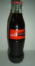 2013 Collectors Convention COCA COLA limited glass BOTTLE ARGENTINA FULL