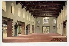AK Bad Homburg, Kastell Saalburg, Exerzierhalle 1925