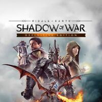 Middle-earth : Shadow of War + Shadow of Mordor + DLC STEAM PC LIFETIME ACCESS