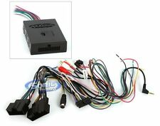 Axxess AX-ADBOX1 + AX-ADFD02 Wire Harness & SWC for Select 2011-Up Ford