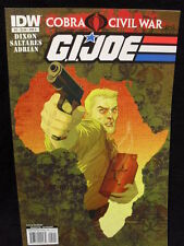 Horror US 1984-Now Modern Age GI Joe Comics